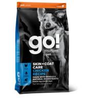 GO! SKIN + COAT Chicken Dog 11,4Kg