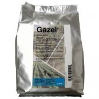 Insecticida  BASF Gazel SP Acetamiprid 20%- 8 Bolsas Hidrosoluble 125Gr
