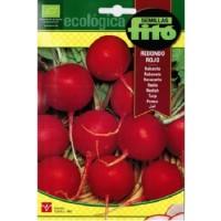 Rabanito Rojo Vermell -5 Gr Semillas Ecológicas