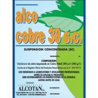 Alcocobre 38 SC , 5L (Fungicida Oxicloruro Cobre)