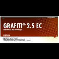 Grafiti 2,5 EC, Insecticida de Proplan