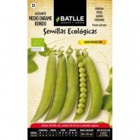 Guisante Rondo Semillas Ecológicas 15 Gr