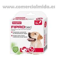 Pipetas Fiprotec Spot-On para Perros Grandes