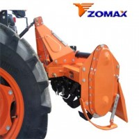 Rotovator  Tractor Marca Zomax Ideal para Pequeños Tractores, Kubota, Pascuali, Carraro,john Deere, Massey Ferguson, Agria, New Holland, Landini
