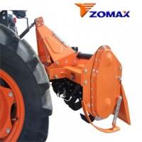 Rotovator  Tractor Marca Zomax Ideal para Pequeños Tractores, Kubota, Pascuali, Carraro,john Deere, Massey Ferguson, Agria, New Holland, Landini