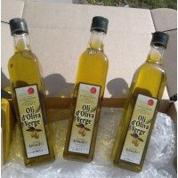 Aceite de Oliva Virgen, 6 Botellas de 500 Ml
