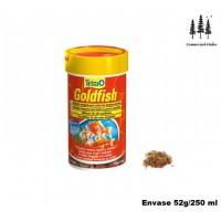 Alimento Completo en Copos Tetra Goldfish 250Ml para Carpines Dorados Peces de Agua Fría