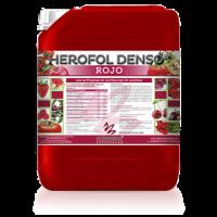 Herofol® Denso Rojo, Abono Foliar de Herogra