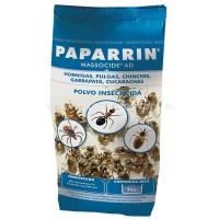 Insecticida Alfa-Cipermetrina 1% Paparrin Masso 1KG