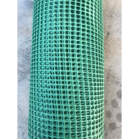 Malla Cuadrada Verde 5x5 Mm 1x5 Mts