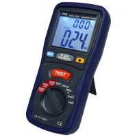 Medidor de Aislamiento Pce-It 55