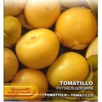 Physalis Ixocarpa - Tomatillo. 1 Gr / 1000 Semillas