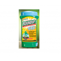 Round UP Gel, Herbicida de Monsanto