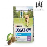 Saco de Pienso DOG CHOW 2,5 Kg Perros Cachorros / Perros Miniatura con Cordero