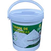 Tierra de Diatomeas. Fertilizante E Insectici
