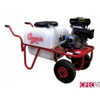 Carretilla Pulverizador Motor 4T 50 Litros