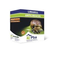 Cebo Granulado Molusquicida PBA Limakill para Babosas y Caracoles 500 Gr