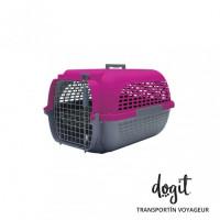 Dogit Pet Voyaguer S Fucsia/gris