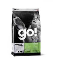 Go! Sensitiv Grain Free Trout Salmon Cat 1,8K