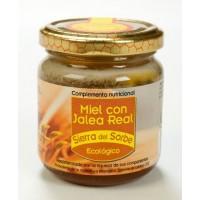 """Miel con Jalea Real Ecológica """"Sierra del Sorbe"""""""
