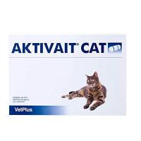 Aktivait Complemento contra la Degeneración Cognitiva en Gatos. 60 Cápsulas
