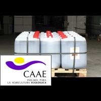 Bioestimulante Ecológico Trama y Azahar B-2, Abono CE. Sin Hormonas. Certificado CAAE  Palet de 14 Garrafas X 20 Kg
