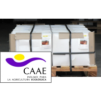 Bioestimulante Ecológico Trama y Azahar B-2, Abono CE. Sin Hormonas. Certificado CAAE.  Palet de 8 Cajas de 4 Garrafas X 5 Kg