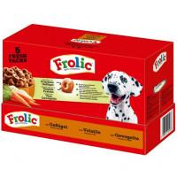 Frolic Perro Adulto Buey Tierno 1,5Kg (X5)