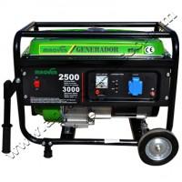 Generadorores Gasolina Maqver Mod. Lt3000C, Motor 6,5 cv Ohv Ultima Generacion