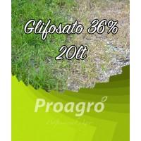 Glifosato 36% 20L