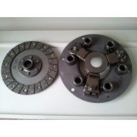 Maza de Embrague con Disco Motocultor Agria 1