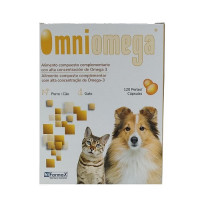 Omniomega Complemento Nutricional para Perros