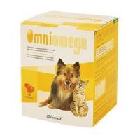 Omniomega Complemento Nutricional para Perros y Gatos 120 Comprimidos