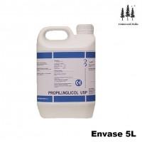Propilenglicol 5L Pienso Complementario Dietético Vacas Lecheras y Ovejas