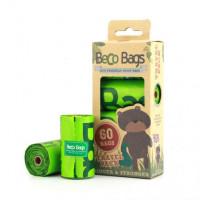 Becobags 4 Rollos X 15 Bolsas (60 Total)