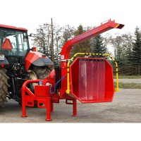 Biotrituradora para Tractor Skorpion 160 R