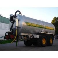 Cisterna 18.500L Galvanizada