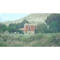 Finca en Venta con Posibilidad de Montar  un Hotel Rural, CASA Rural O Albergue (Provincia de Alicante) Mediterráneo