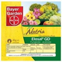 Fungicida Acaricida Acción Preventiva Curativa Bayer Garden Elosal GD 45g