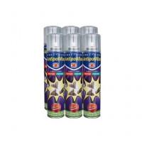 Insecticida Spray Antipolillas Protector de Armarios con Perfume Manzana - Pack Ahorro 6 X 300 Ml