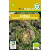 Lechuga Maravilla 4 Estaciones 4 Gr. 3000 Semillas Ecologicas Cultivo Ecológico.