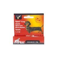 1 Pipetas Fiprex S Spot-On Perros Pequeños (2