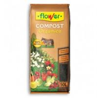 Compost Orgánico de Flower