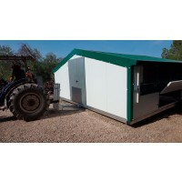 Corral Movil 6X15X1.8Mt Lateral Sandwich