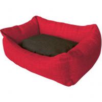 Cuna Rojo Gris Mod.35 45X60Cm