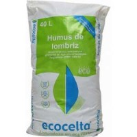 Humus de Lombriz Ecocelta 40 Litros