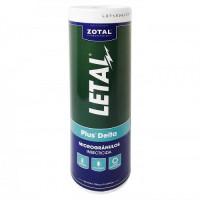 Letal PLUS Delta Insecticida Acaricida Microgranulado contra Insectos Rastreros. Talquera 500 Gr