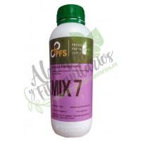 Mix-7, Abono con Microelementos PFS, 1 L