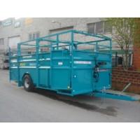 Remolques Ganaderos para Tractor Agrícola