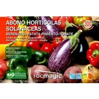 Abono Ecológico. Especial para Berenjena-Patata-Pimiento-Tomate. 300 Gr.